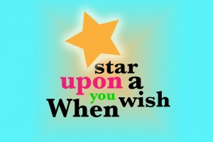 """When You Wish Upon A Star"" still from video"